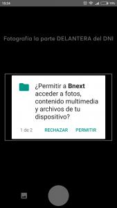 Imagen post tarjeta bnext_12. Foto DNI - Pasaporte y Millas