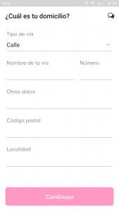Imagen post tarjeta bnext_9. Domicilio - Pasaporte y Millas