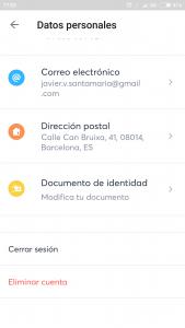 Imagen post tarjeta bnext_darse de baja_eliminar cuenta - Pasaporte y Millas
