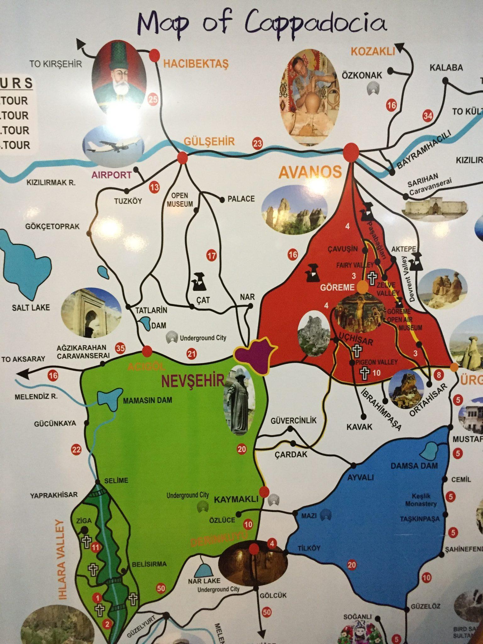 Imagen post Tres días en la Capadocia. Tours Capadocia - Pasaporte y Millas