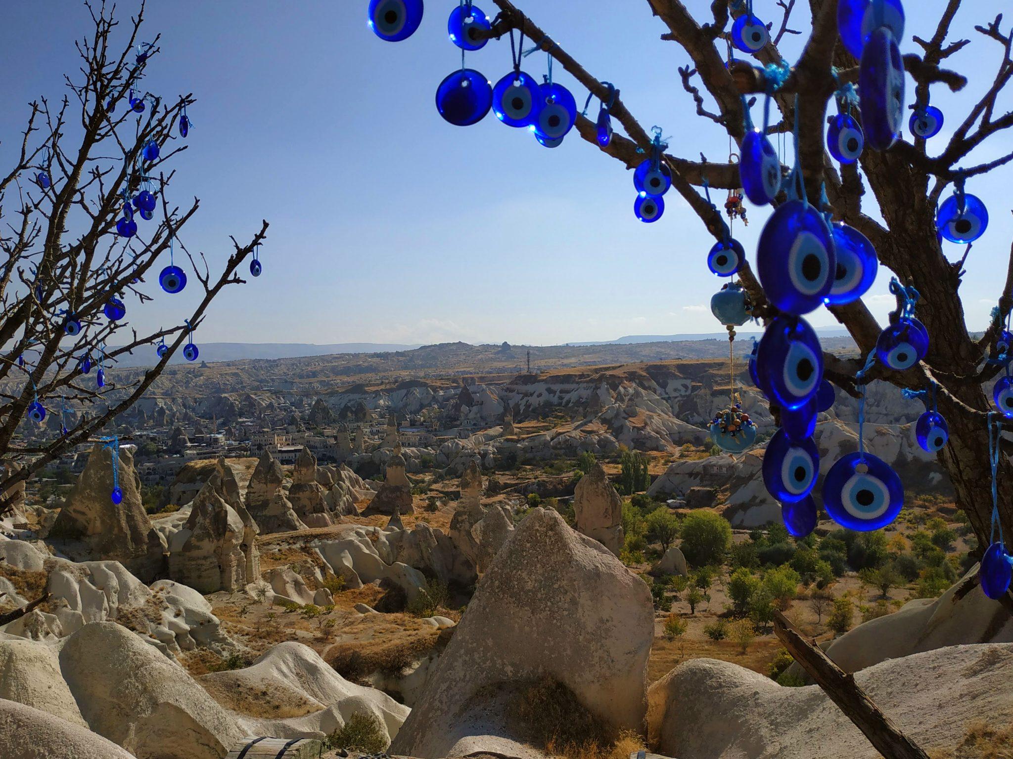 Imagen post Tres días en la Capadocia. Vista Panoramica Goreme - Pasaporte y Millas