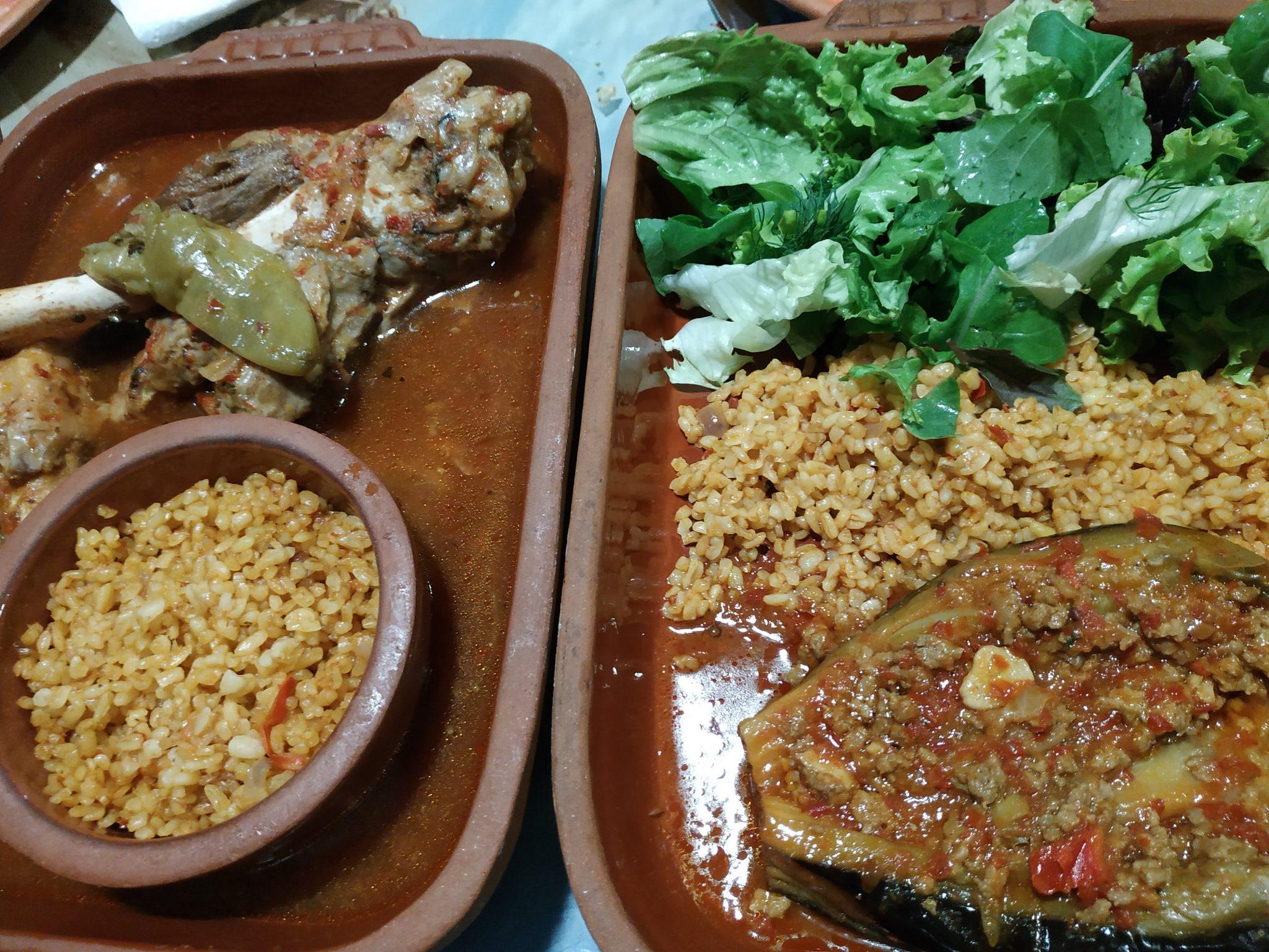 Imagen post Tres días en la Capadocia. Restaurante Retro - Pasaporte y Millas