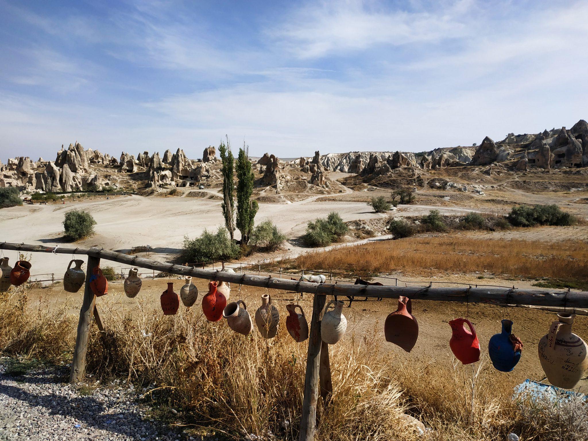 Imagen post Tres días en la Capadocia. Red tour - Pasaporte y Millas