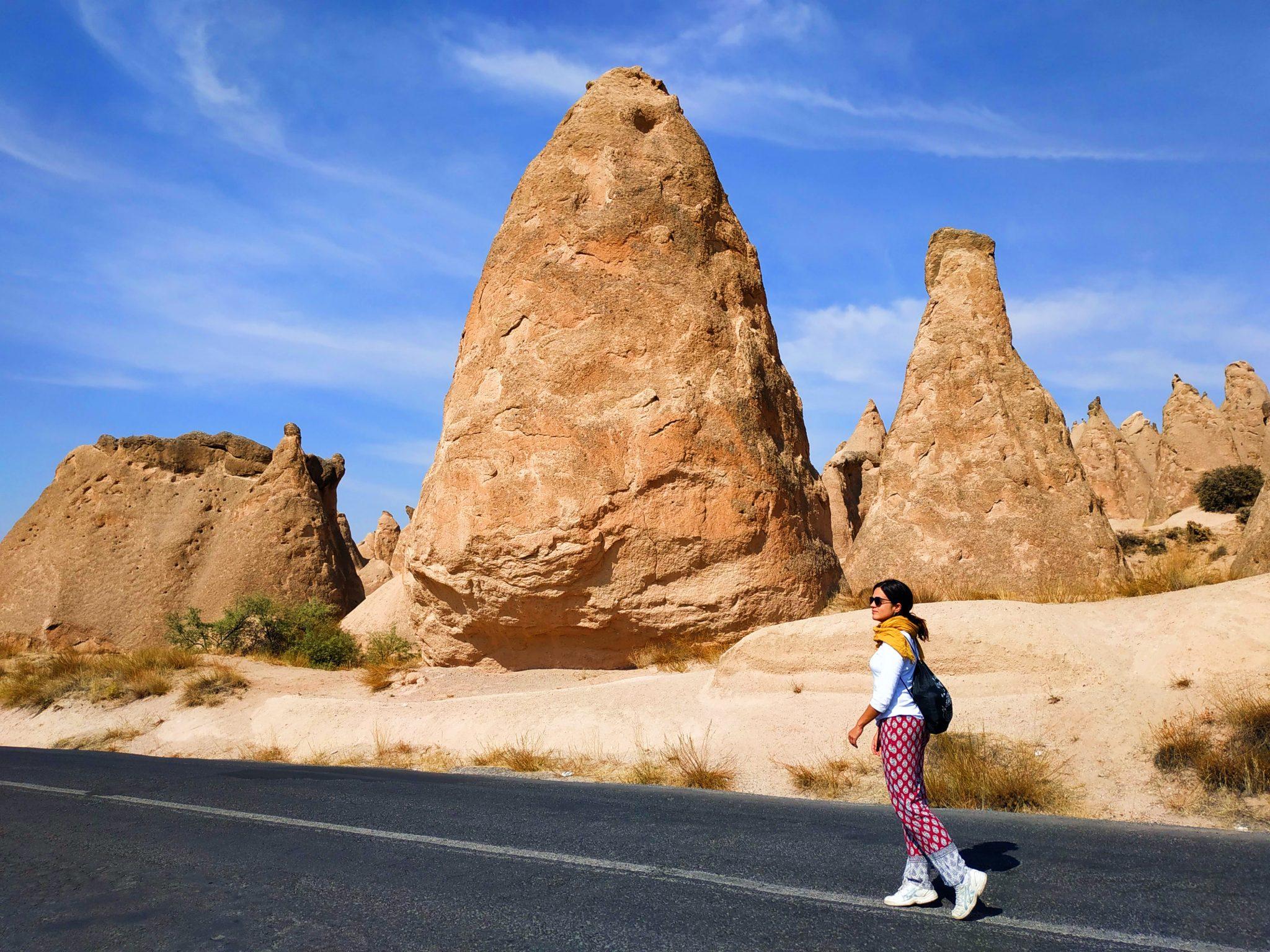 Imagen post Tres días en la Capadocia. Valle de Devrent - Pasaporte y Millas