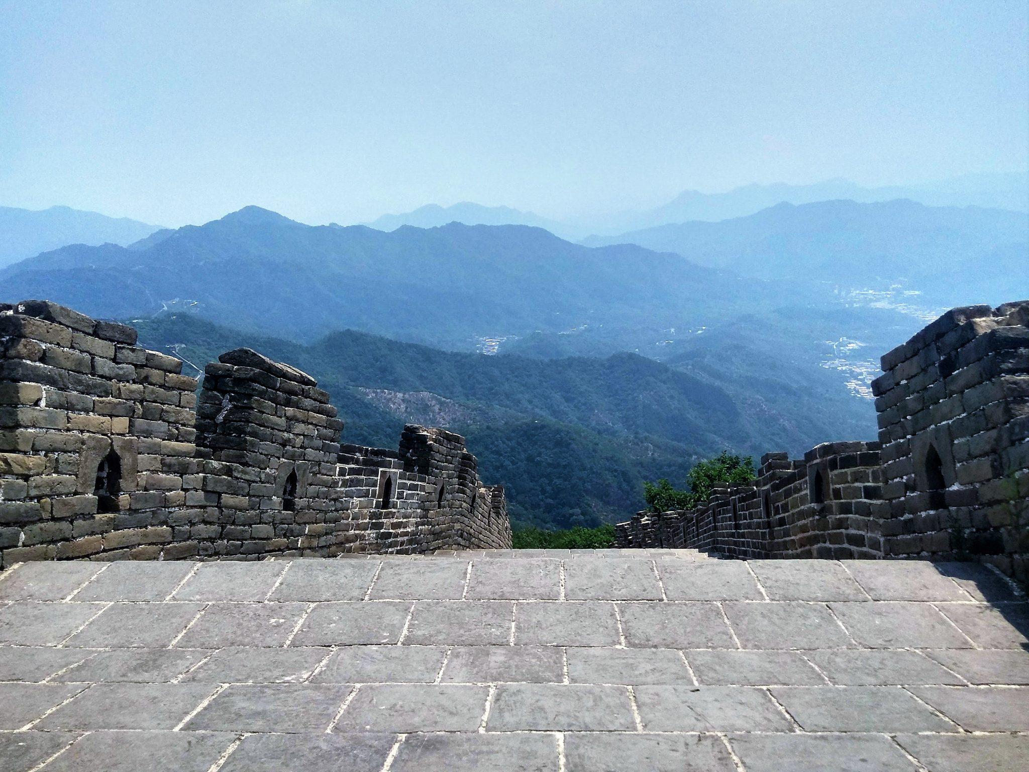 Muralla China. Post que parte ver de la muralla china - Pasaporte y Millas