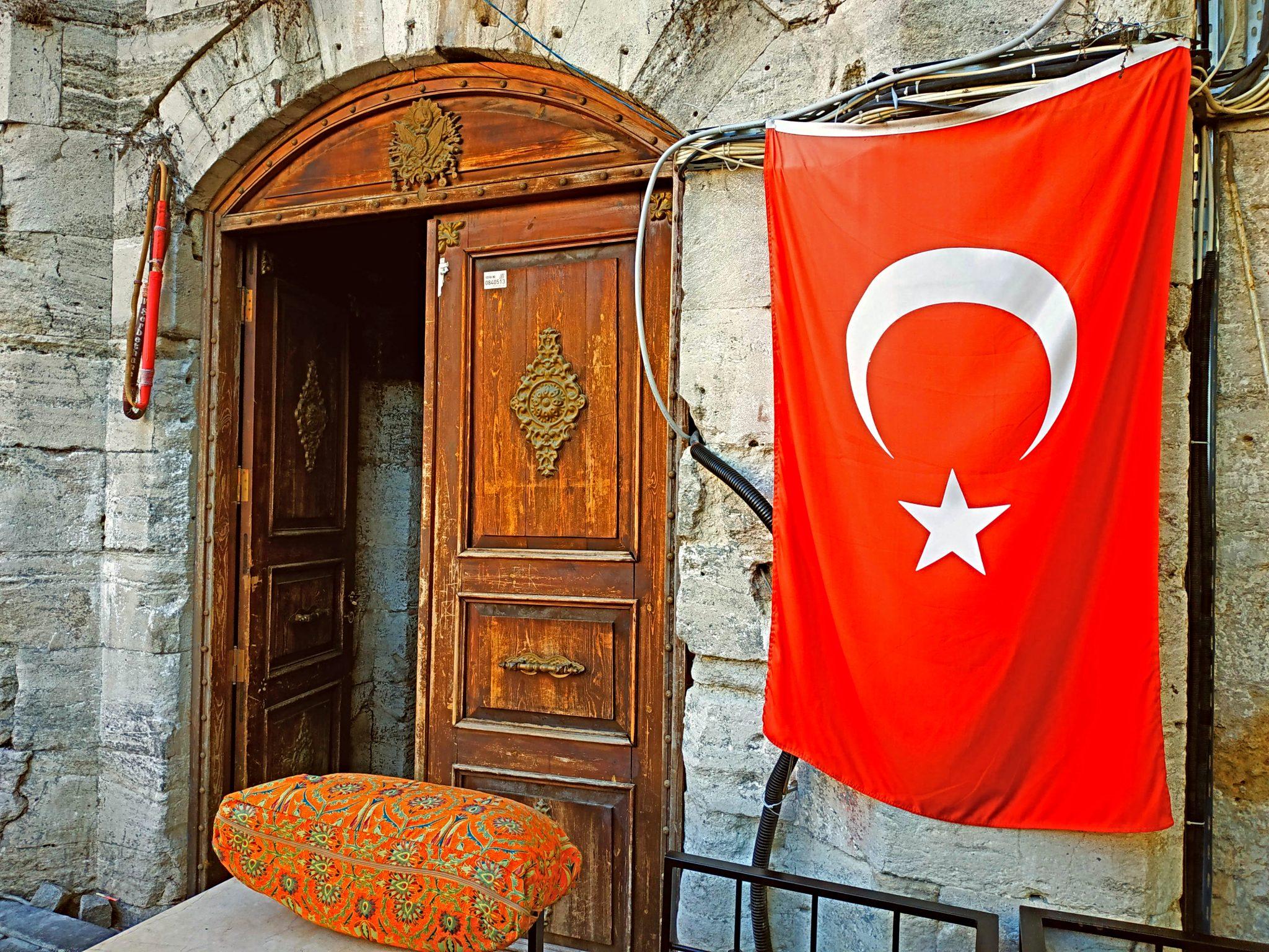 Imagen post Cuatro días en Estambul. Interior Bandera Turquía - Pasaporte y Millas