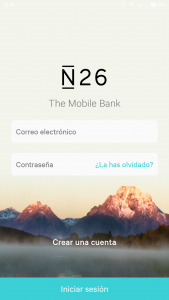 Imagen post Tarjeta N26. Descargar App. Paso 4 - Pasaporte y Millas
