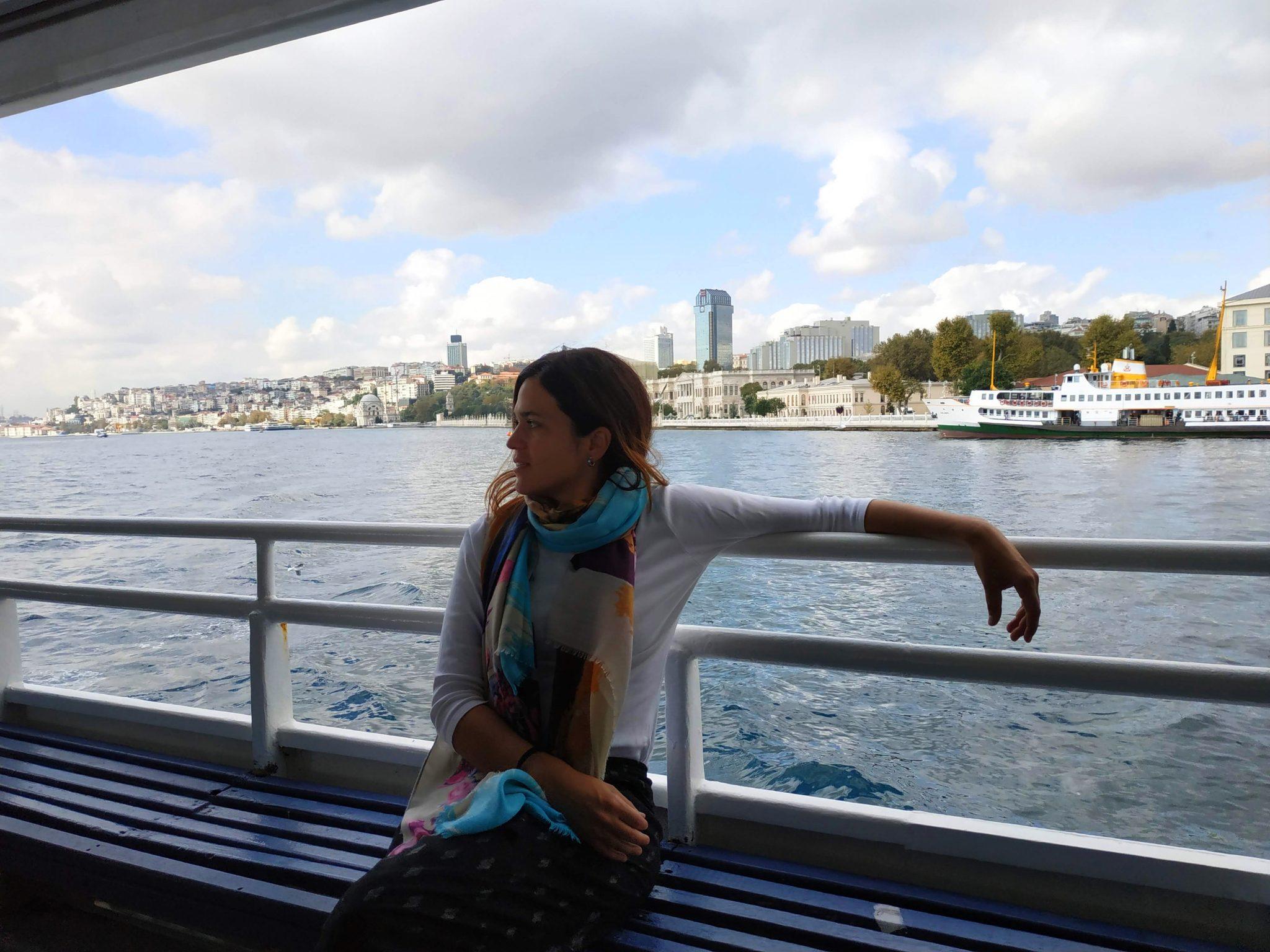 Imagen post Cuatro días en Estambul. Paseo Bósforo - Pasaporte y Millas