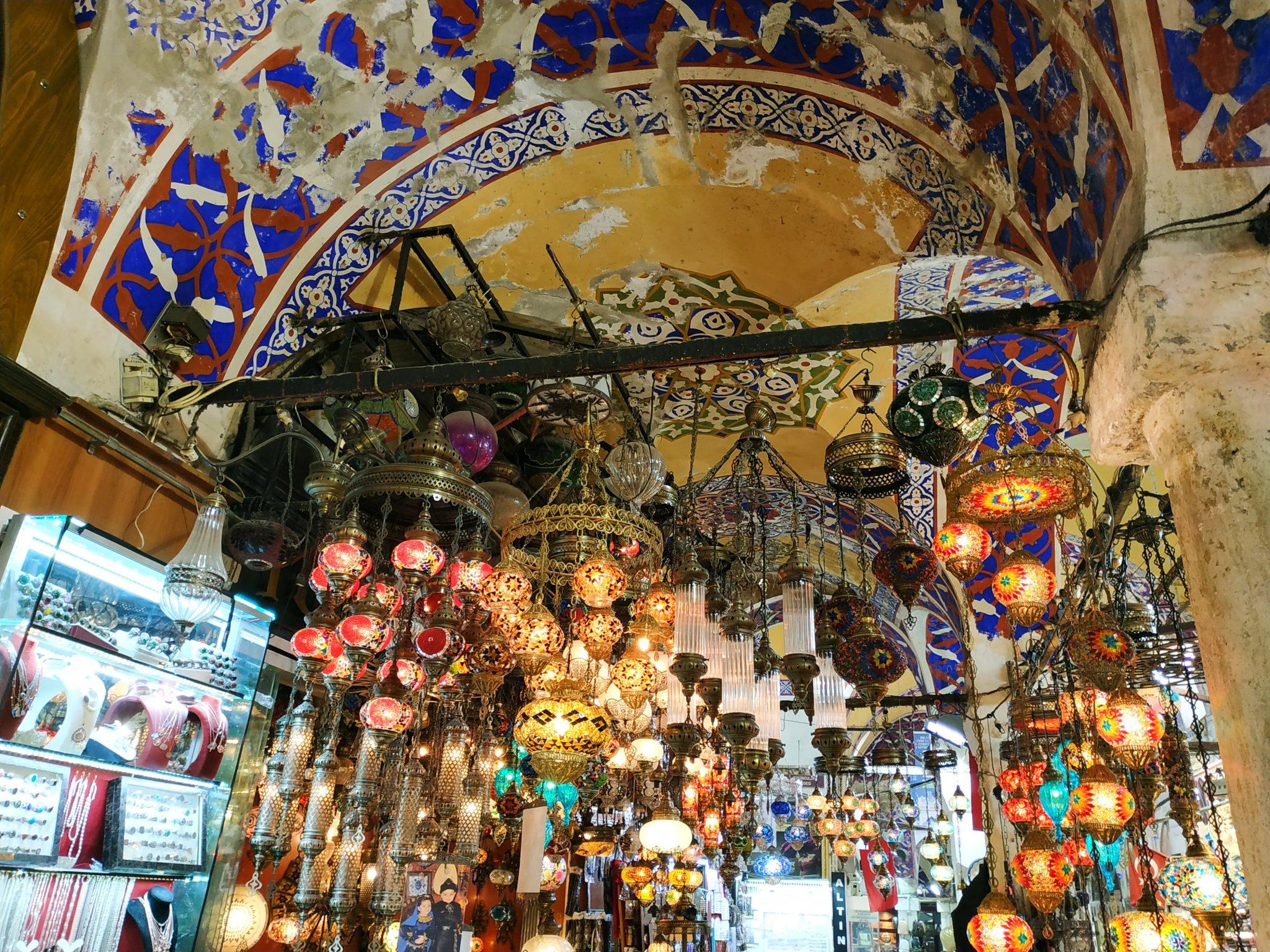 Imagen post Cuatro días en Estambul. Gran Bazar - Pasaporte y Millas
