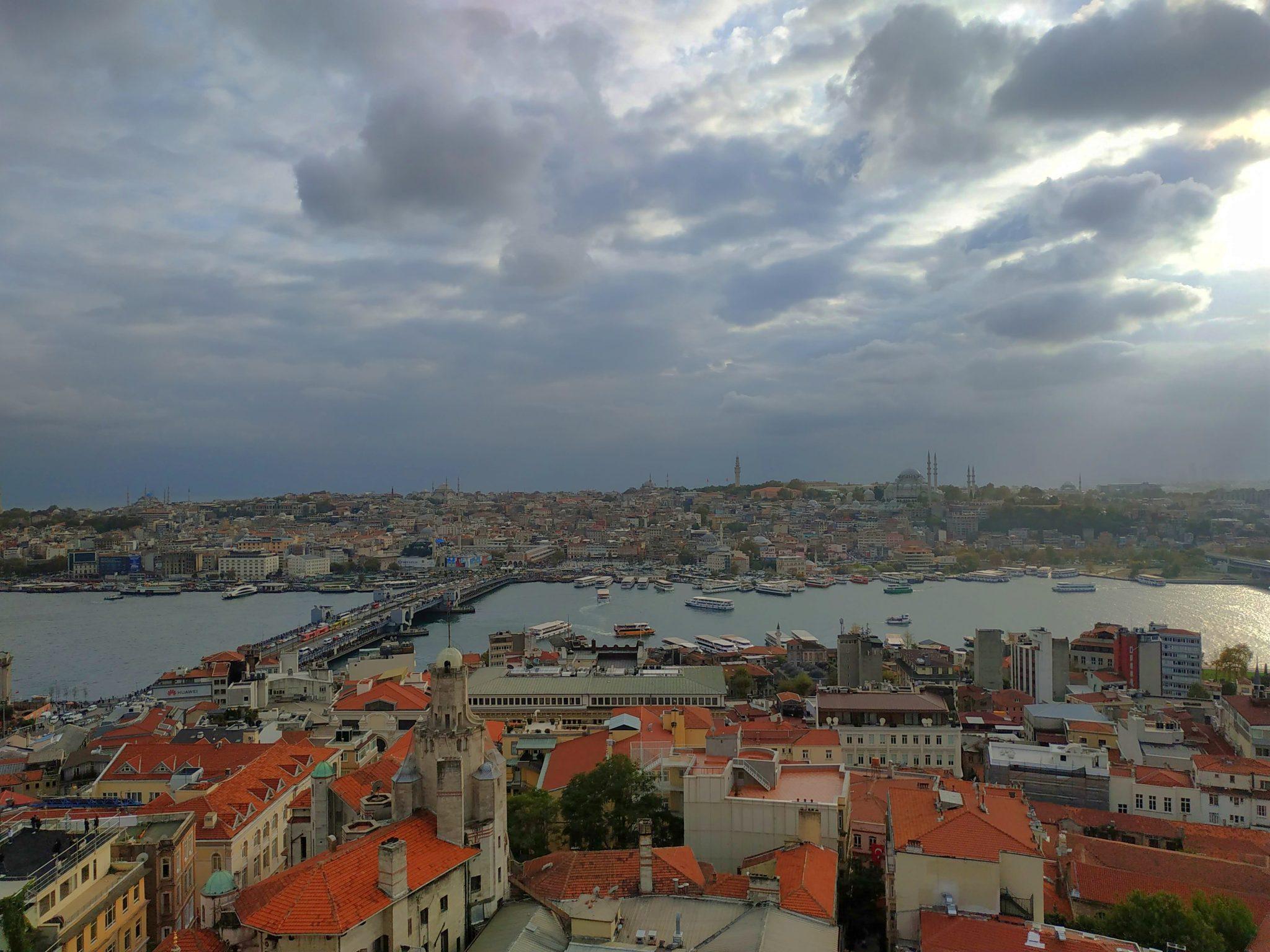 Imagen post Cuatro días en Estambul. Vistas Torre Galata - Pasaporte y Millas
