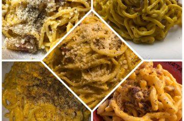 La mejor pasta carbonara de Roma. Portada - Pasaporte y Millas