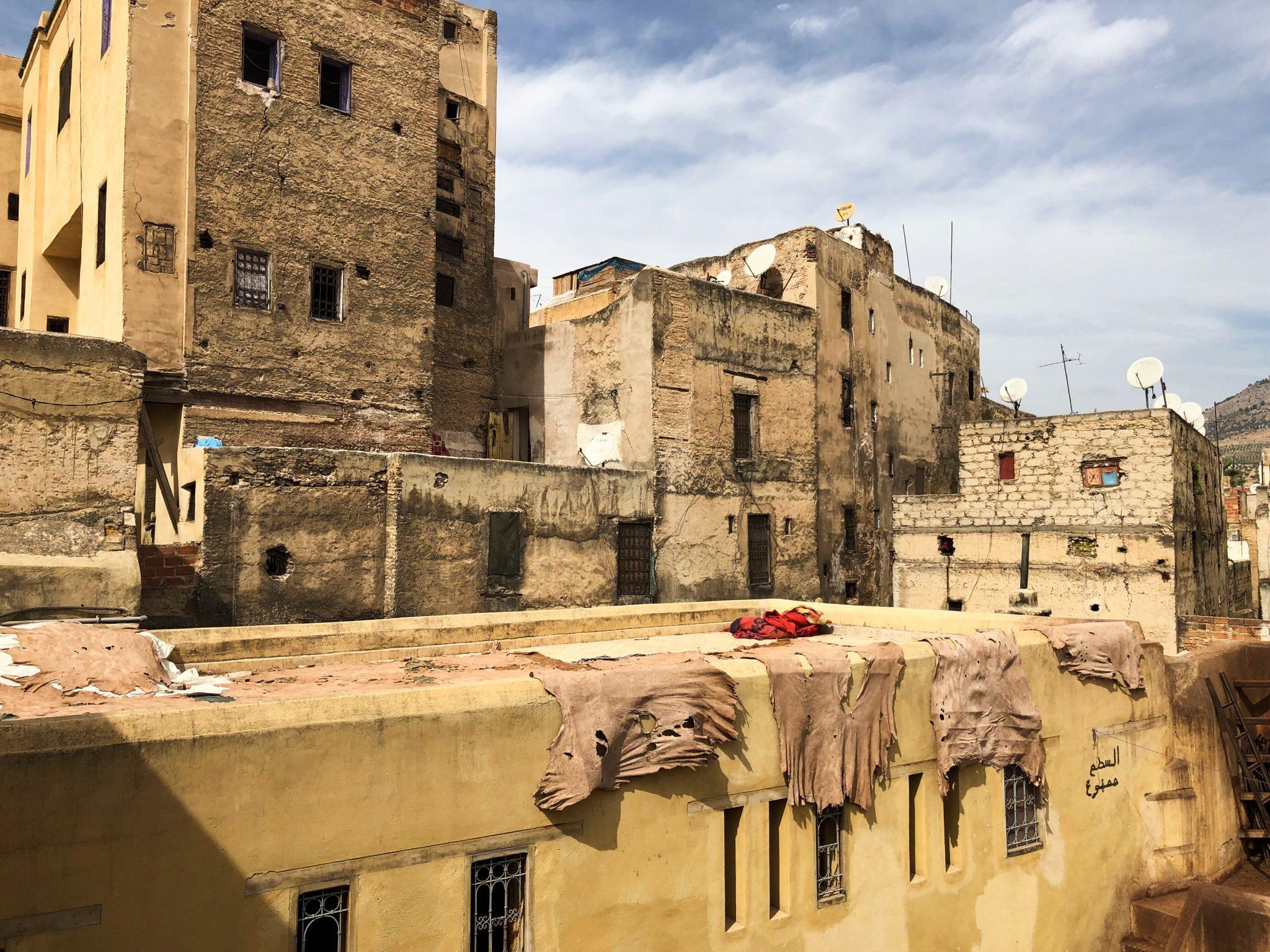 Img post Tres días en Fez - PASAPORTE Y MILLAS