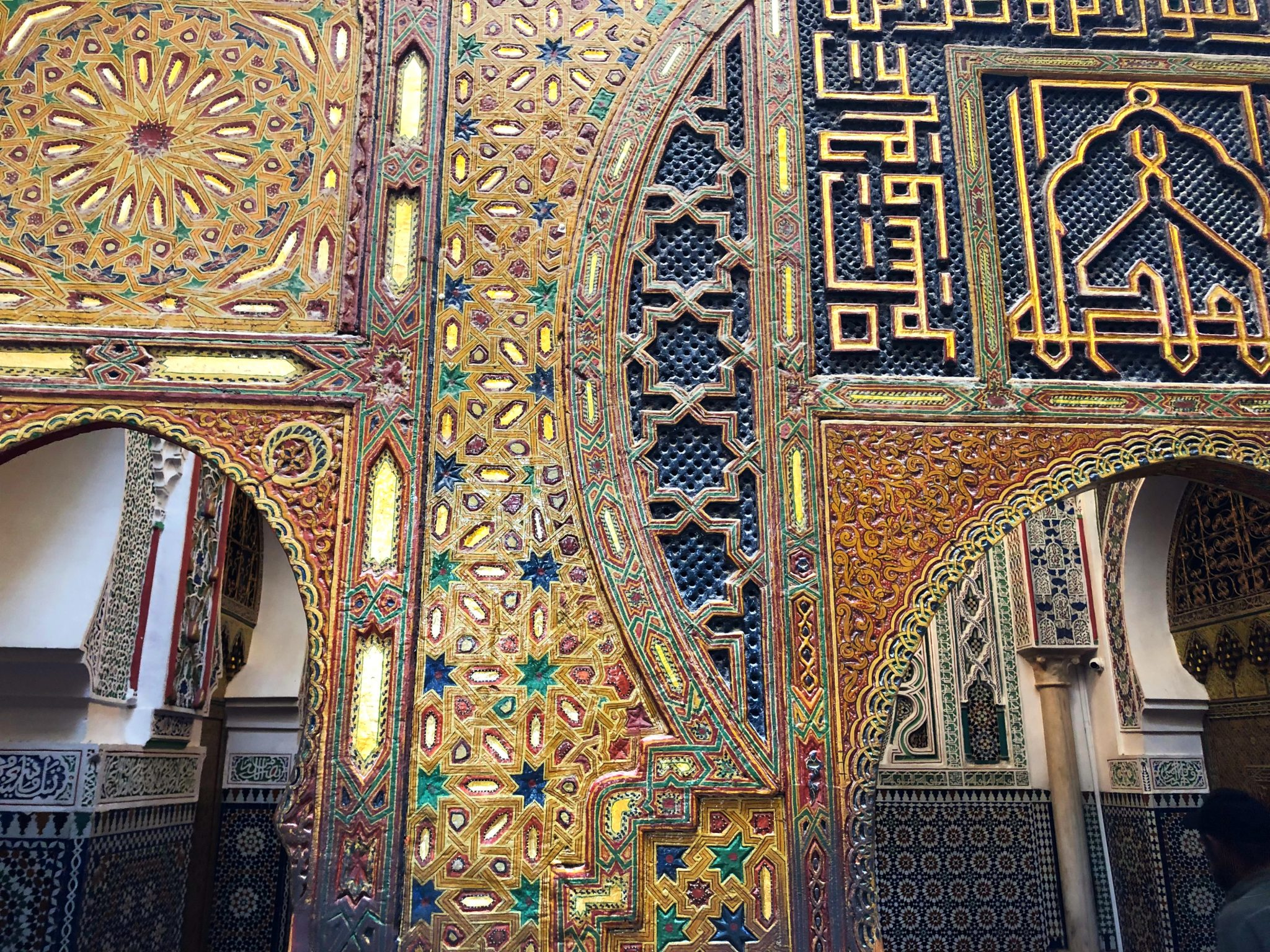 Tres días en Fez. Mausoleo Mulay Idris - PASAPORTE Y MILLAS