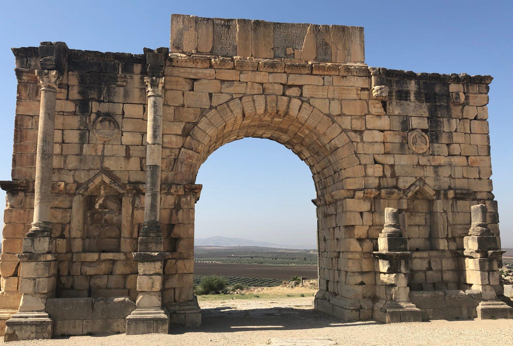 Tres días en Fez. Volubilis - PASAPORTE Y MILLAS